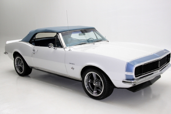 For Sale Used 1967 Chevrolet Camaro RS convertible Rally Sport | American Dream Machines Des Moines IA 50309