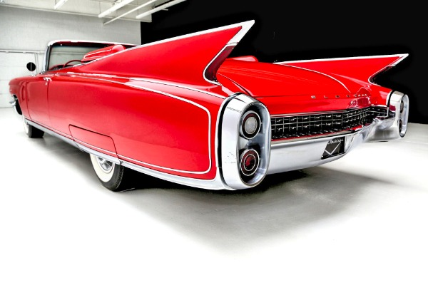 For Sale Used 1960 Cadillac Eldorado Biarritz Convertible | American Dream Machines Des Moines IA 50309