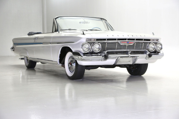 For Sale Used 1961 Chevrolet Impala convertible 283ci PS,PB | American Dream Machines Des Moines IA 50309