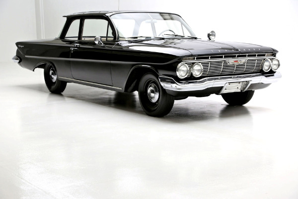 For Sale Used 1961 Chevrolet Biscayne coupe | American Dream Machines Des Moines IA 50309