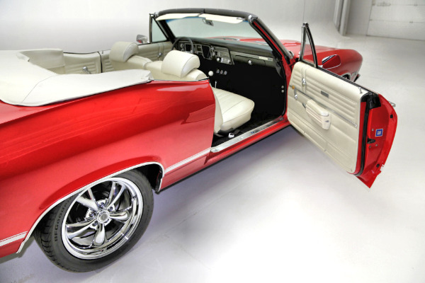 For Sale Used 1968 Chevrolet Chevelle Convertible 4 Speed | American Dream Machines Des Moines IA 50309