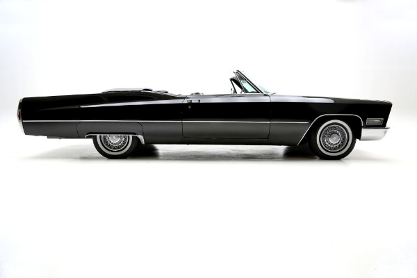 For Sale Used 1968 Cadillac Deville Convertible convertible | American Dream Machines Des Moines IA 50309