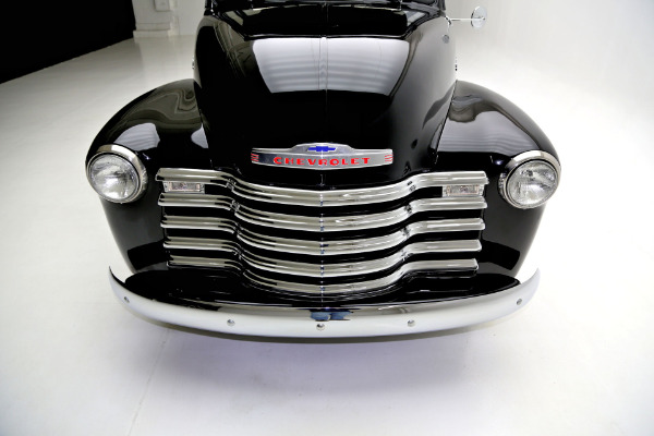 For Sale Used 1953 Chevrolet 3100 New Black Paint, 5 Window | American Dream Machines Des Moines IA 50309