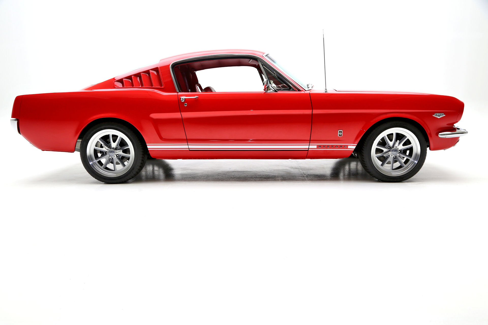 1965 Ford Mustang Fastback 302 5 Speed Ac American