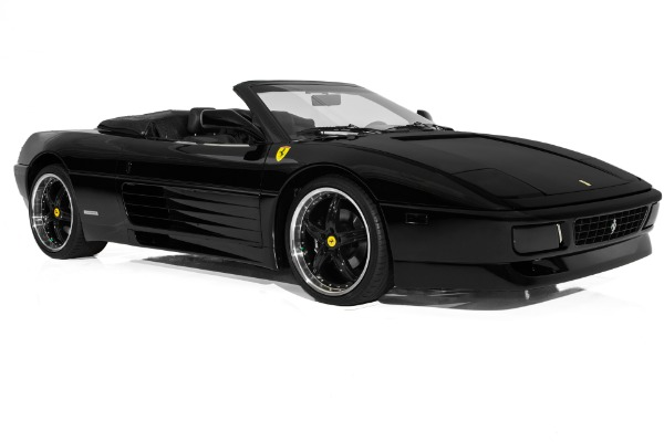 1995 Ferrari 348 Spider 30k service complete