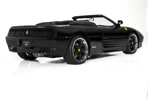 For Sale Used 1995 Ferrari 348 Spider Low Miles, Only 27K | American Dream Machines Des Moines IA 50309