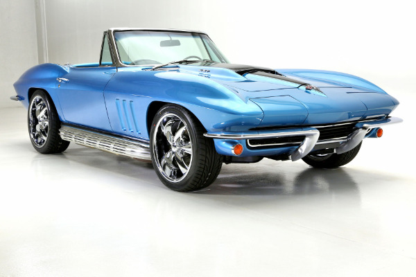 1965 Chevrolet Corvette Pro-Tour 540/600hp