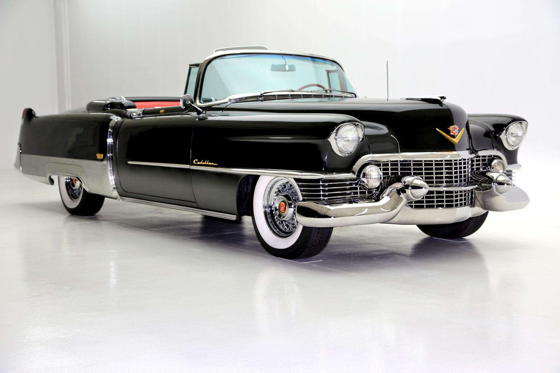 1954 Cadillac Eldorado Convertible Gorgeous - American Dream ...