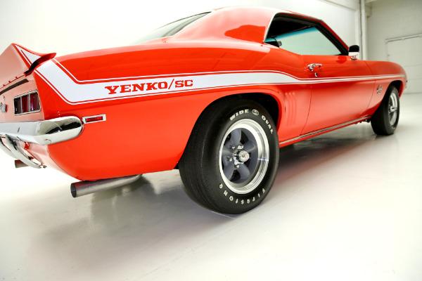 1969 Chevrolet Camaro 427 Yenko Replica