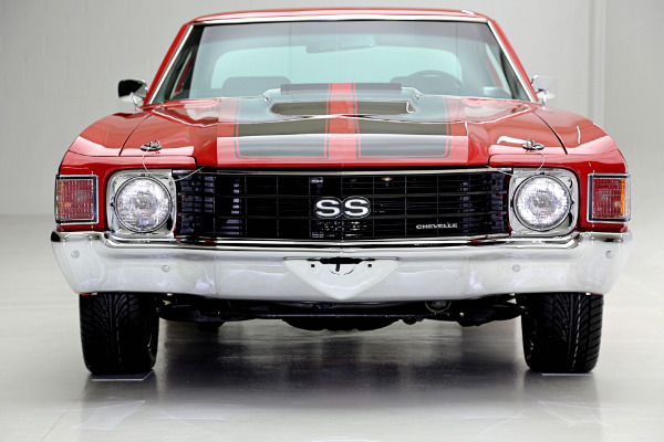 For Sale Used 1972 Chevrolet Chevelle Real SS 402 Big Block | American Dream Machines Des Moines IA 50309