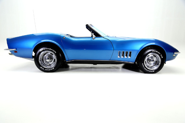 1968 Chevrolet Corvette #'Matching 427/390