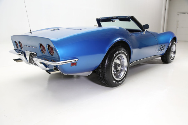 For Sale Used 1968 Chevrolet Corvette #'Matching 427/390 | American Dream Machines Des Moines IA 50309