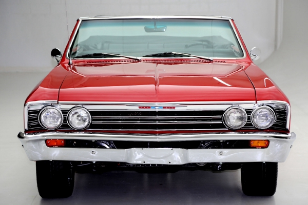 For Sale Used 1967 Chevrolet Chevelle convertible | American Dream Machines Des Moines IA 50309
