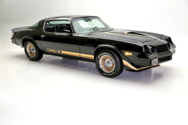 For Sale Used 1979 Chevrolet Camaro Z28, Automatic, A/C, T-Tops | American Dream Machines Des Moines IA 50309