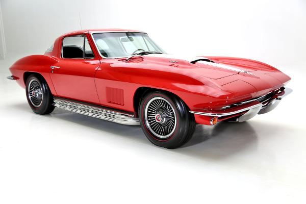 1967 Chevrolet Corvette 427/435 #'s match,NCRS