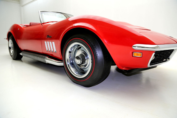 For Sale Used 1969 Chevrolet Corvette #'s match 427/435 4spd | American Dream Machines Des Moines IA 50309