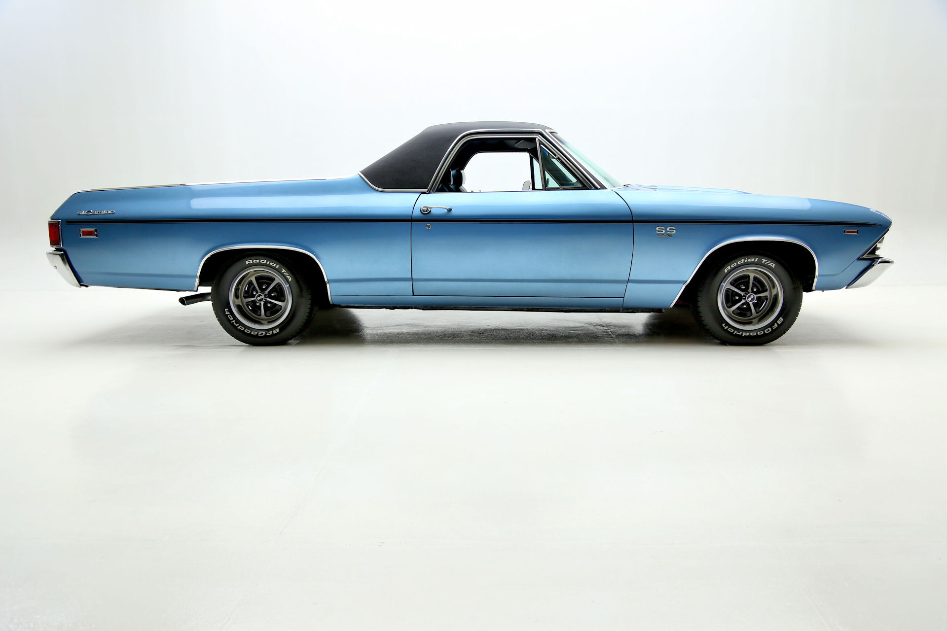 For Sale Used 1969 Chevrolet El Camino 396,4-Speed,AC,PS,PB | American Dream Machines Des Moines IA 50309