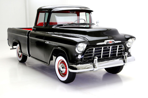For Sale Used 1956 Chevrolet Cameo Pickup Amazing Frame-Off | American Dream Machines Des Moines IA 50309