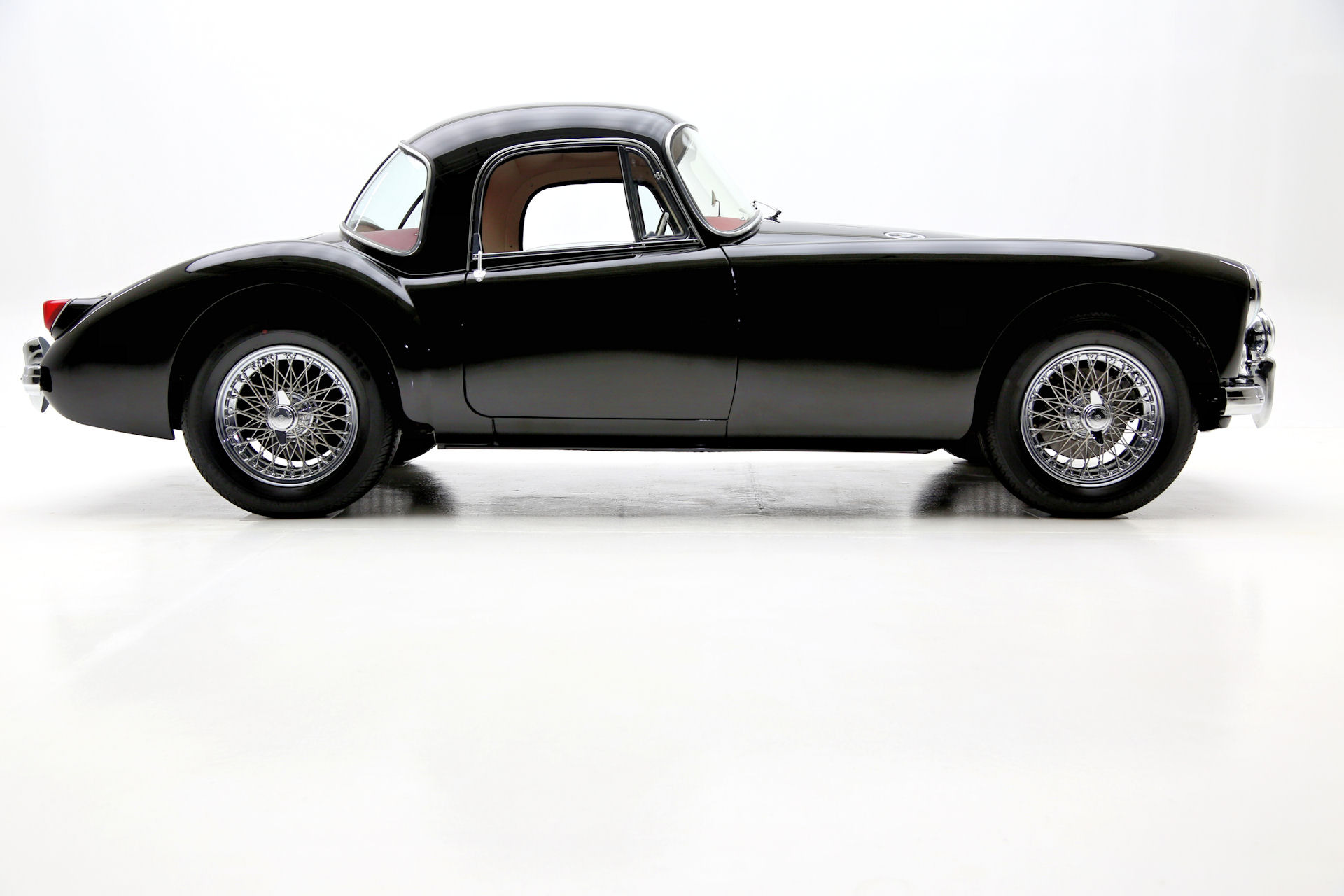 Mg Mga Rare Fixed Head Coupe American Dream Machines