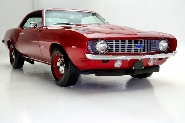 For Sale Used 1969 Chevrolet Camaro Copo 427/425 4 Speed | American Dream Machines Des Moines IA 50309