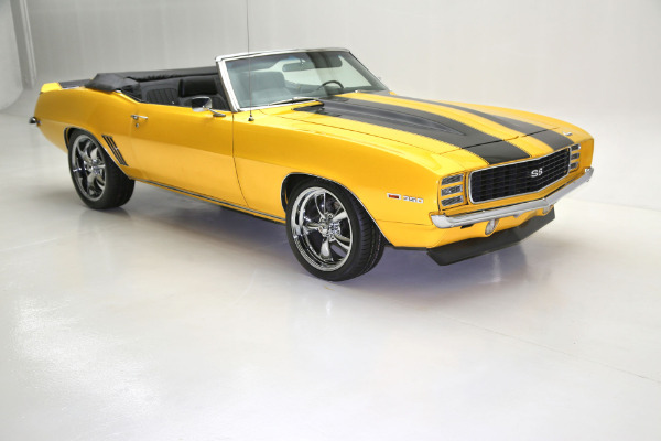 For Sale Used 1969 Chevrolet Camaro RS/SS options, 425hp | American Dream Machines Des Moines IA 50309