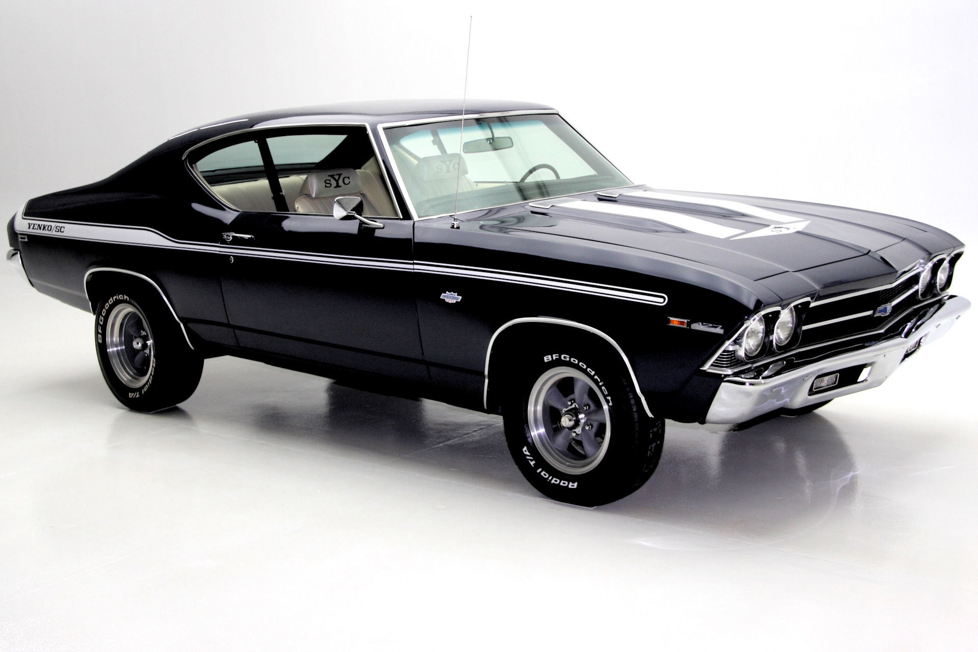 1969 Chevrolet Chevelle Yenko Big block 4-speed - American Dream ...