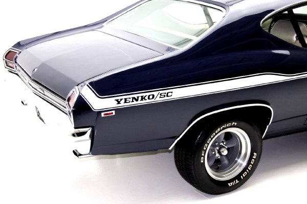 For Sale Used 1969 Chevrolet Chevelle Yenko Big block 4-speed | American Dream Machines Des Moines IA 50309