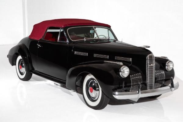 1940 Cadillac Model 5267 Very Rare Black LaSalle