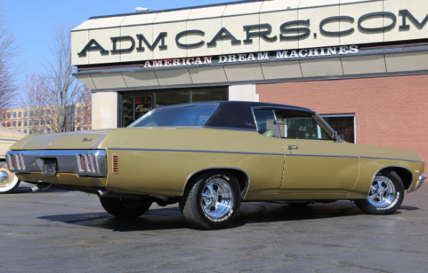 For Sale Used 1970 Chevrolet Impala Fresh 355 ci engine, Craggers, | American Dream Machines Des Moines IA 50309