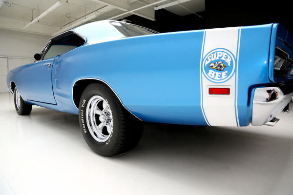 For Sale Used 1969 Dodge Super Bee Matching 383, 727 auto | American Dream Machines Des Moines IA 50309