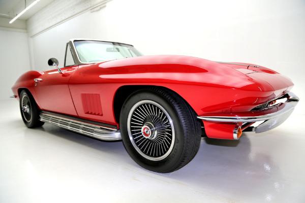 1967 Chevrolet Corvette 427/435hp Tribute