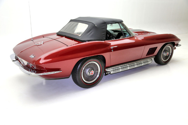 For Sale Used 1967 Chevrolet Corvette 427/435 NCRS TopFlight | American Dream Machines Des Moines IA 50309