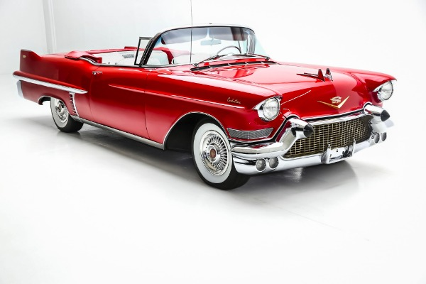 1957 Cadillac Series 62 low mileage, 2 owner car,