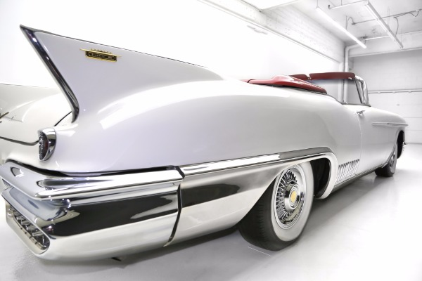 For Sale Used 1958 Cadillac Eldorado Biarritz Convertible | American Dream Machines Des Moines IA 50309
