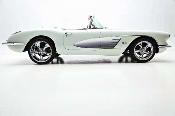 1959 Chevrolet Corvette Convertible 383 4 Speed