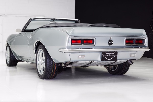 For Sale Used 1968 Chevrolet Camaro RS/SS Options Big Block | American Dream Machines Des Moines IA 50309