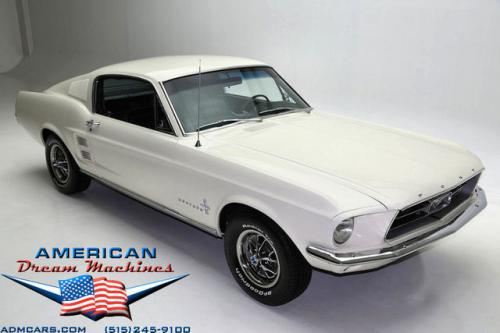 For Sale Used 1967 Ford Mustang Fastback Fastback | American Dream Machines Des Moines IA 50309