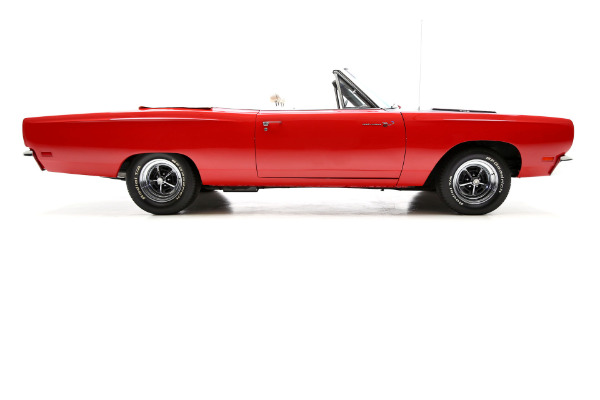 1969 Plymouth Roadrunner Convertible 383 AC