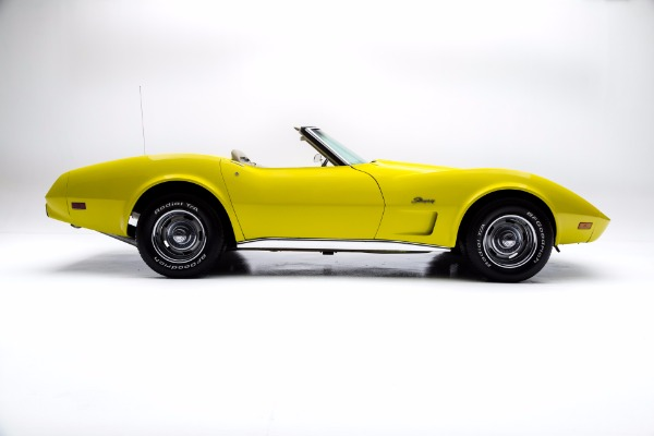 For Sale Used 1975 Chevrolet Corvette A/C Roadster | American Dream Machines Des Moines IA 50309