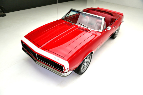 For Sale Used 1967 Chevrolet Camaro Rally Sport Convertible | American Dream Machines Des Moines IA 50309