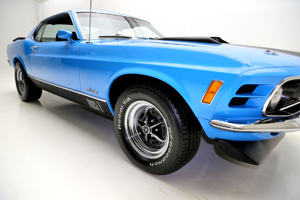 For Sale Used 1970 Ford Mustang Mach I Extensive Restoration | American Dream Machines Des Moines IA 50309