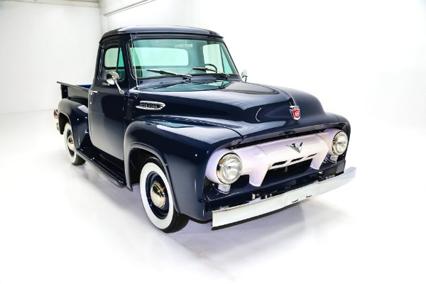 For Sale Used 1954 Ford Pickup F100 V8 4 Spd Amazing Frame Off | American Dream Machines Des Moines IA 50309