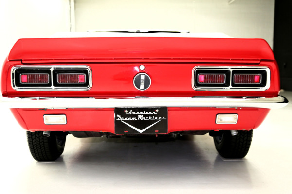 For Sale Used 1968 Chevrolet Camaro #'s 327/275,4-Spd,12 Bolt | American Dream Machines Des Moines IA 50309