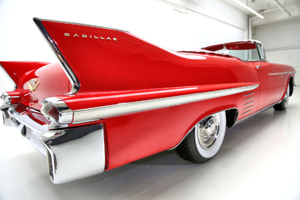 1958 Cadillac Series 62 Convertible Frame Off AC