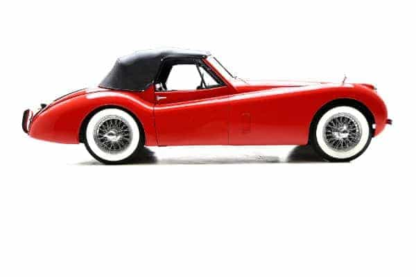 1954 Jaguar XK120 Rare Low Miles/50k