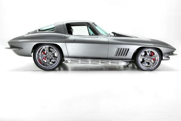 1967 Chevrolet Corvette Silver Bullet 632/815hp