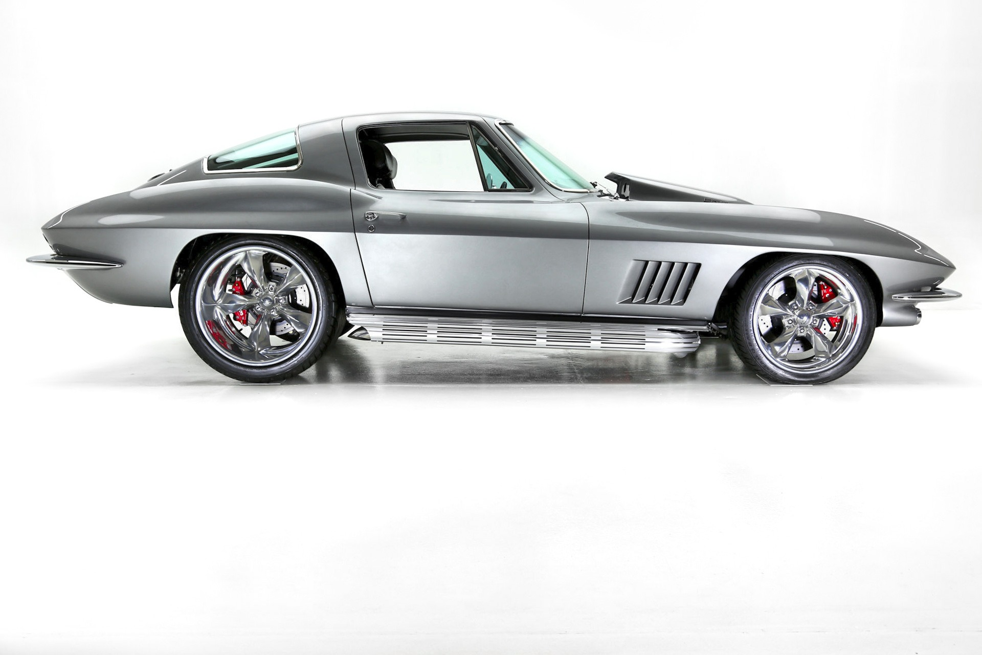Chevrolet Corvette Silver Bullet American Dream