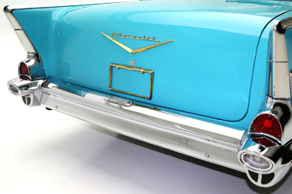 For Sale Used 1957 Chevrolet Bel Air Convertible  | American Dream Machines Des Moines IA 50309