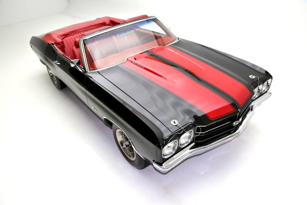 1970 Chevrolet Chevelle  Convertible 4-Speed