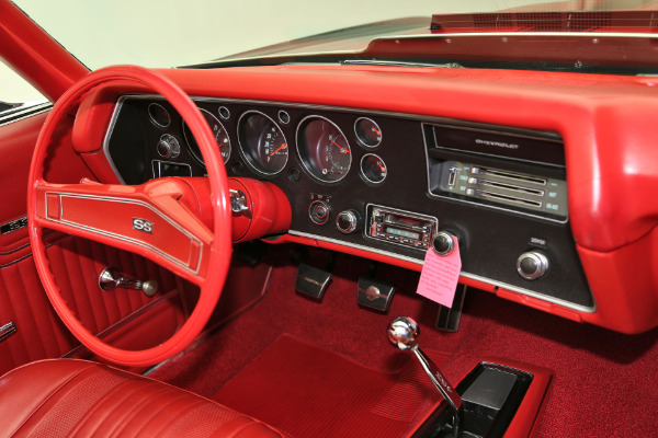For Sale Used 1970 Chevrolet Chevelle Convertible, 4-Speed | American Dream Machines Des Moines IA 50309
